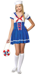 sassy sailor teen costume teen costumes and costumes