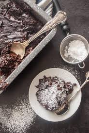 one pan chocolate pudding cake an italian in my kitchen