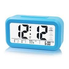 alarm clock that wakes you up during light sleep zhpuat three rings morning alarm clock low light sensor technology