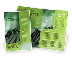 one sided brochure template single page brochure templates 20 single fold brochure templates