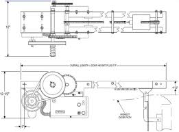 Overhead Door Manual Master Overhead Door Operator T Model