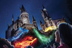 nighttime lights at hogwarts the nighttime lights at hogwarts castle to premiere june 23 at