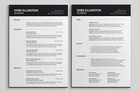 Warehouse Clerk Resume Sample by Download Two Page Resume Sample Haadyaooverbayresort Com