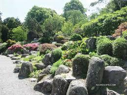 New Zealand Botanical Gardens Nzlandscapes Landscape Design New Zealand Nz Rock