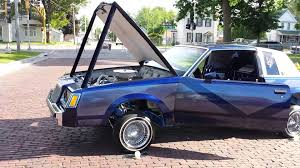 1982 Buick Grand National For Sale Evil Dreams Looney U0027s 1982 Buick Regal Gn At The 2015 Sweet