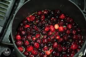 fresh cranberry sauce recipe self proclaimed foodie