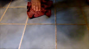 How To Clean Kitchen Tile Grout - how to clean kitchen tile grout youtube