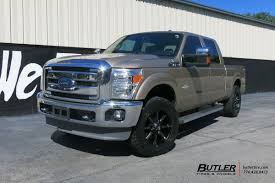 Ford F250 Truck Tires - ford f250 with 20in fuel coupler wheels exclusively from butler