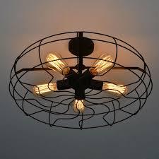ceiling astounding retro fan enclosed fans with regarding stylish