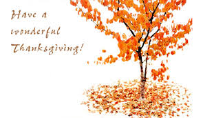 thanksgiving ecards hillel