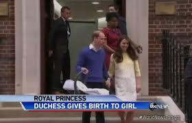 after baby charlotte princess kate looked great