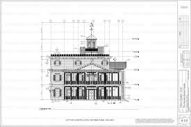 mansion blue prints something completely different the haunted mansion blueprint set