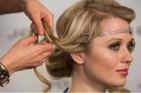 easy 1920s hairstyles easy 1920s hairstyles for long hair abctechnology info