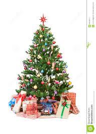 presents christmas tree christmas lights decoration