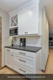34 Timelessly Elegant Black And White Kitchens Digsdigs by 332 Best White Kitchens Images On Pinterest White Kitchens