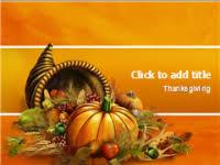 thanksgiving ppt template kingsoft office