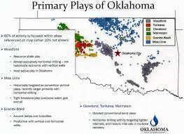 Map Of Oklahoma State by Shale Plays U0026 Unconventional Sources Oklahoma Oil U0026 Gas Association