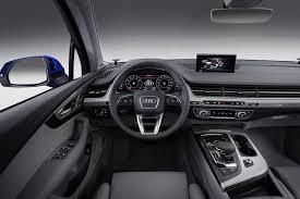 Audi Q7 2015 - second generation audi q7 revealed