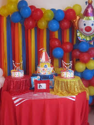 88 best circus party ideas images on pinterest birthday party