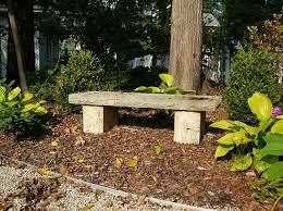 Natural Stone Benches Best 25 Stone Bench Ideas On Pinterest Pea Gravel Garden