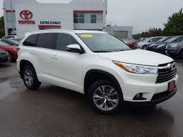 certified toyota highlander certified pre owned 2015 toyota highlander l sport utility in