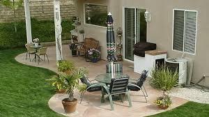 Simple Backyard Ideas Simple Backyard Patio Designs Astounding Ideas 18 Gingembre Co