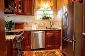 Glaze Kitchen Cabinets Cherry With Dark Glaze Kitchen