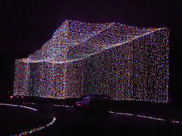 louisville mega cavern christmas lights the wisener family lights under louisville