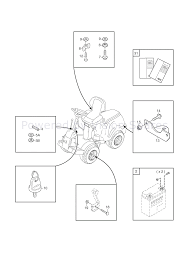 stiga park compact 16 4wd 2008 parts diagram page 1