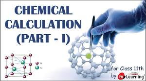 chemical calculations part i 01 19 youtube