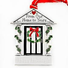 020967 from our home to yours ornament things engraved