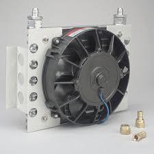 oil cooler fan kit oil coolers fans hughes performance