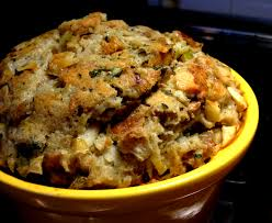 bread stuffing thanksgiving vegetarian vegan apple sage stuffing delightful delicious delovely