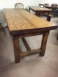 rustic oak kitchen table rustic oak plank dining table coma frique studio 92050bd1776b