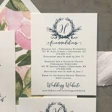 wedding invitation suites modern southern magnolia wedding invitation suite cardinal and straw