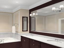 bathroom ideas bathroom mirrors with elegant bathroom mirrors