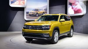 vw atlas here comes the vw atlas the drive