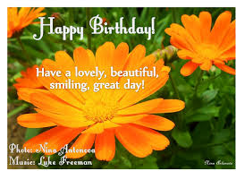 happy birthday with flower free flowers ecards greeting cards