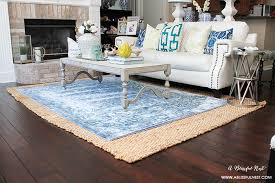 how to use carpet rugs in your home for a stylish look