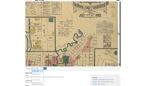 travel back in time with historic sanborn maps for genealogy