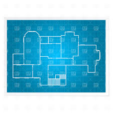 free architectural plans house plan architectural drawing royalty free vector clip art