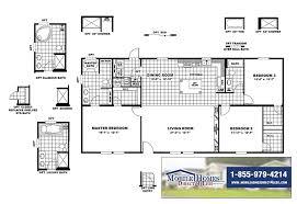 3 Bedroom Mobile Home Cmh Big Dog Slt28563a 3 Bedroom Mobile Home For Sale