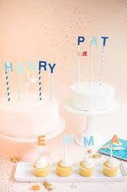 name cake topper name cake toppers diy