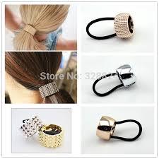hair cuff aliexpress buy metal hair cuff ponytail