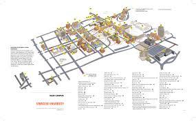 Syracuse Ny Map University Tour And Map