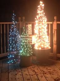 Mini Outdoor Lights Mini Tree Outdoor Lights Chritsmas Decor