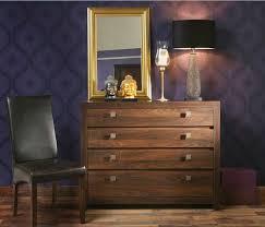 schlafzimmer kommoden kommode buche nachbildung mit metallgriffe besteht aus vier schubladen