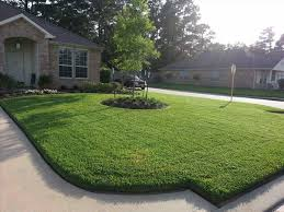 maintenance landscaping a no lawn front yard with rock garden