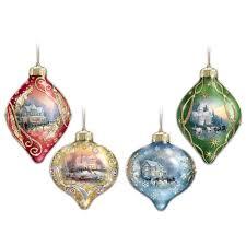 thomas kinkade christmas tree ornaments u2022 comfy christmas