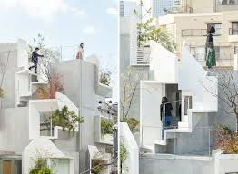 For A Tree A Tree Grows In Tokyo Tree Ness House By Akihisa Hirata Spoon